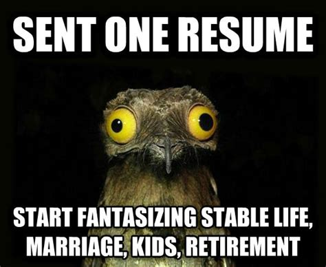 Job Hunting Meme - job hunting memes memes