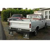 OLD PARKED CARS 1974 International Harvester 100