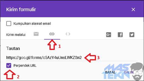 cara mudah membuat form html cara mudah membuat formulir online dengan google form