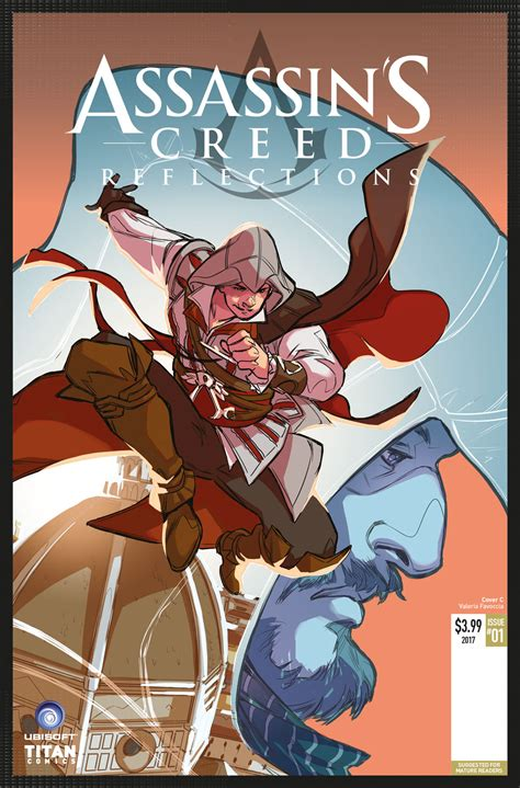 assassins creed reflections 1782763147 assassin s creed reflections comic announced for march release gaming trend