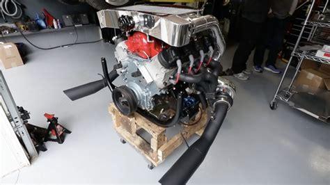 porsche 911 v8 building a porsche 911 with a twin turbo v8 engine swap