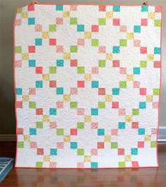 Chain Quilt Pattern Free by Chain Quilt And Chains On