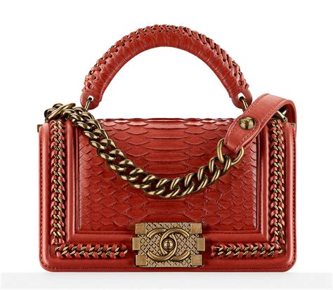 the gallery for gt chanel boy bag