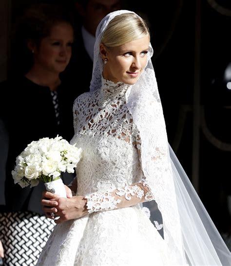 nicky hilton wedding dress nicky hilton s wedding dress similar to kate middleton s