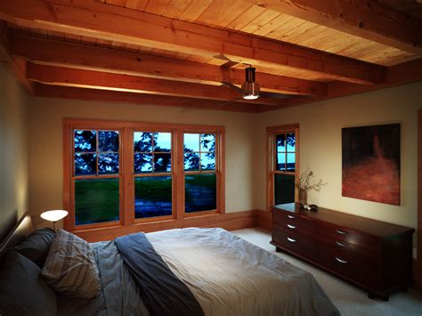 New Energy Bedrooms | timber frame timber frame home interiors new energy works