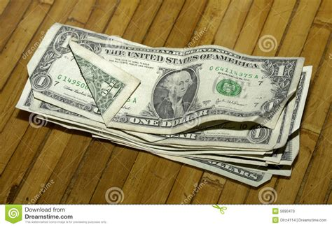 How To Make Money The Table money on table stock photo image 5690470