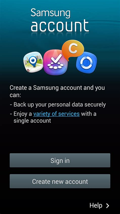 2 Samsung Accounts How To Sign Up For A Samsung Account Dummies