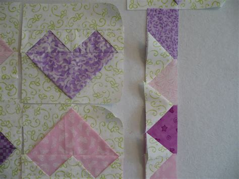 Lilac Quilt by Dianeloves2quilt Pink And Lilac Baby Quilt