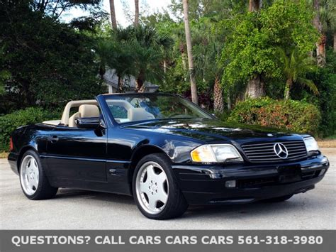 how to sell used cars 1997 mercedes benz sl class interior lighting 1997 mercedes benz sl500 used mercedes benz sl class for sale in west palm beach florida