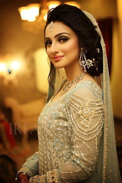 bridal makeup videos 2016 indian pakistani and arabic 1000 ideas about walima dress on pinterest walima