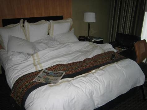 Marriott Bed Reviews by The Comfortable Marriott Bed Picture Of Chicago