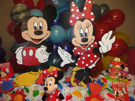 Mickey Mouse Birthday Decorations by Mickey Mouse Clubhouse Birthday Decoration Photo Props