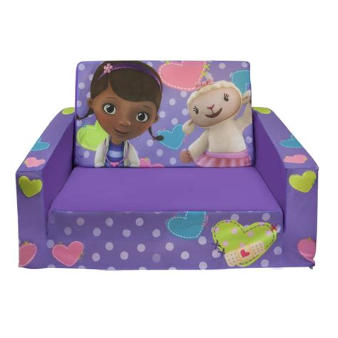 Doc Mcstuffins Fold Out by Chairs And Sofas 2013