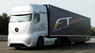 Mercedes Truck And Mercedes Future Truck 2025 Mercedes