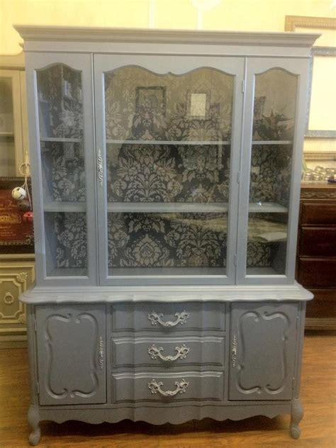 17 Best Images About Annie Sloan Chalk Paint Diy Painted China Cabinet Ideas