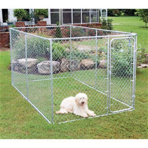 large outdoor pen sell large outdoor kennel with galvanized cangzhou dingsheng imports exports