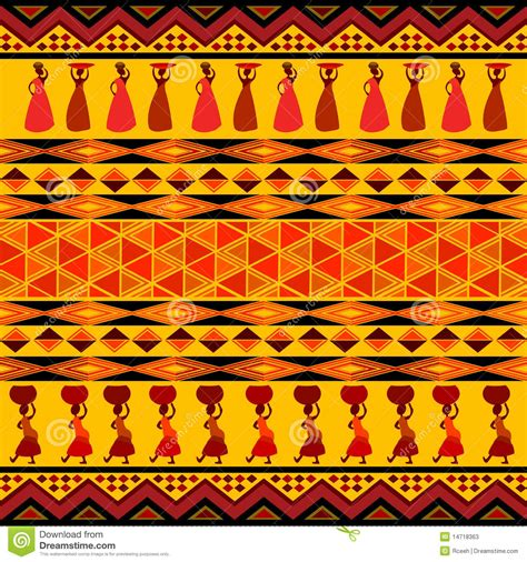 africa vector traditional background pattern africa design stock photos image 14718363