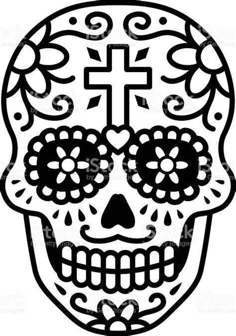 imagenes de calaveras y brujas decorated skull calavera celebrating day of the dead