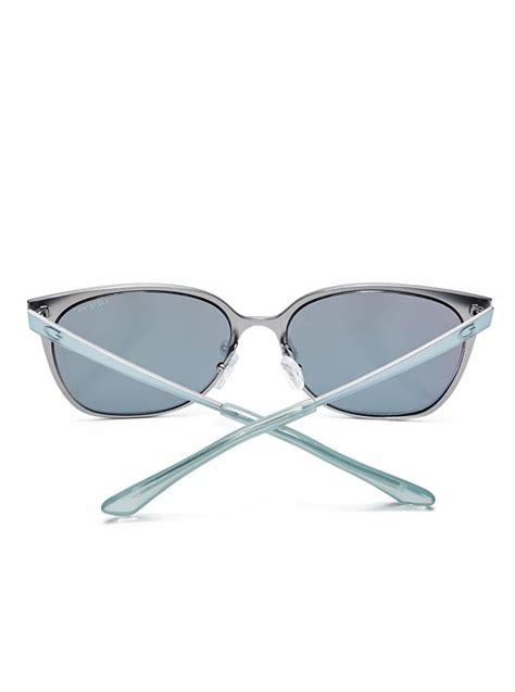 Mirrored Butterfly Sunglasses susanna mirrored butterfly sunglasses guess