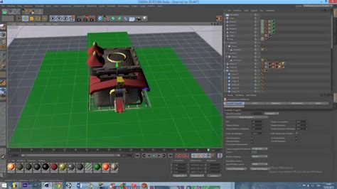 Coc Barbarian Lev 7 clash of clans town lev 10 3d model for cinema 4d