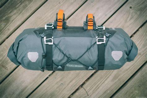 Grip Bar Sepeda 2roll ortlieb handlebar pack review bikepacking