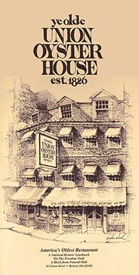 union oyster house menu union oyster house boston ma seafood and history at