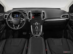 2016 ford edge pictures dashboard u s news world report