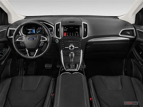 Ford Edge Interior by 2016 Ford Edge Pictures Dashboard U S News World Report