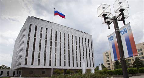 consolato russia roma washington potrebbe ordinare a mosca di chiudere uno dei