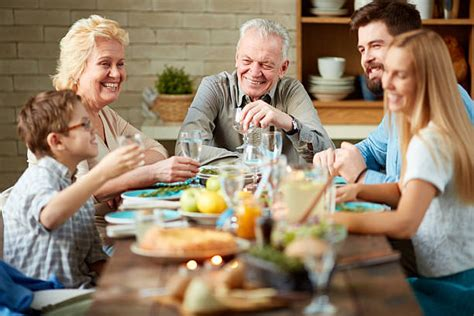 Photo Of Family Dinner royalty free family dinner pictures images and stock