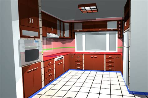2d kitchen design bloques cad autocad arquitectura download 2d 3d dwg