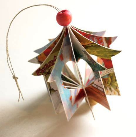 ornament craft for 10 year old how to recycle recycled tree ornaments