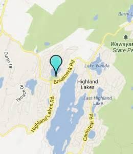 highland lakes map hotels motels near highland lakes nj see all discounts
