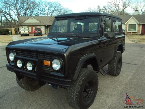 bronco car lifted early model broncos for sale autos post