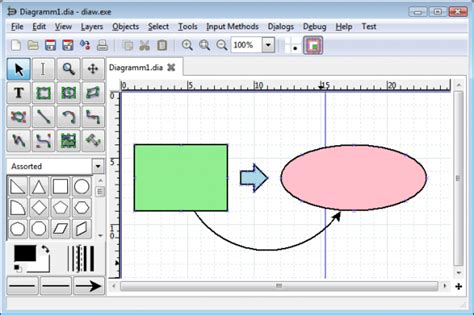 program for drawing diagrams microsoft visio alternatives free