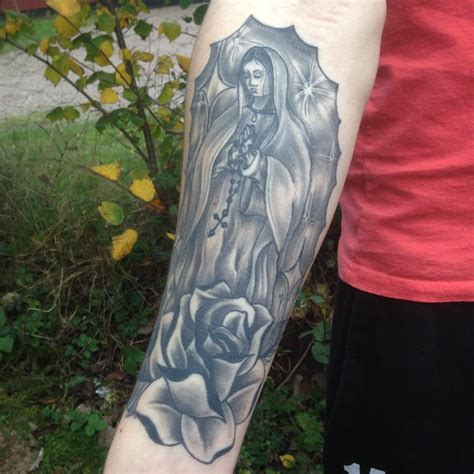 holy mary tattoo designs 30 spiritual truly blessed designs holy symbols