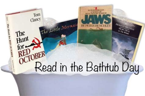 reading in bathtub jamie canaves quirk books publishers seekers of all