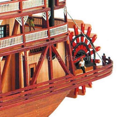 boat in latin artesania latina king of mississippi 1 80 ship model kit