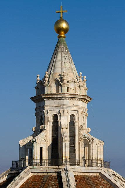 cupola santa fiore lanterna della cupola di santa fiore arte