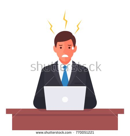 hard work man tired man business stock vector 660628576 happy muscle man relaxing laptop coffee stock vector