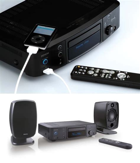 Denon Smart Series S 81dab Stereo System by Untitled Document Www Hifiportal Co Uk