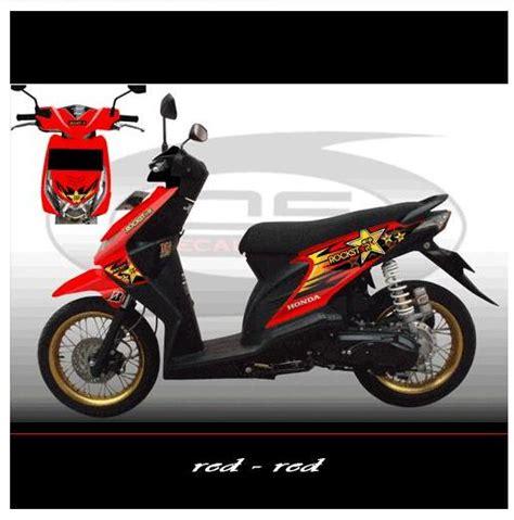 Striping Honda Beat Lamakarbu Radio jual striping honda beat murah jual striping custome motor kunjungi www stripingmotormurah