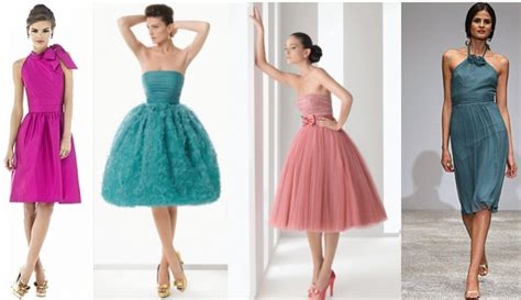 multi colored bridesmaid dresses the bridal circle s 2012 wedding trend forecast the