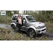 Suzuki Jimny 2015 Review Small But Tough  TELEGRAPH