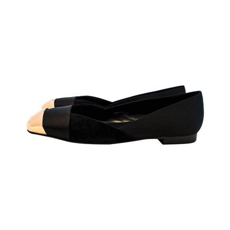hermes flat shoes hermes satin suede ballerina flat shoes 40 or 9 5