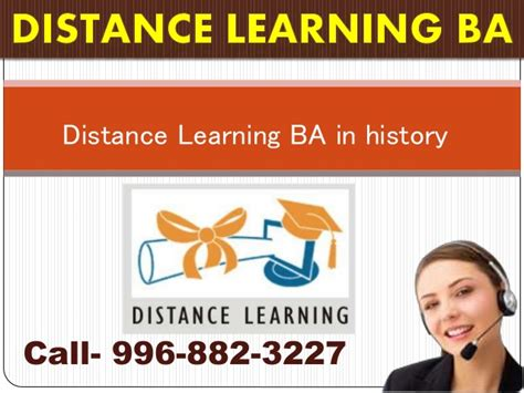 Distance Mba From Delhi by 9968823227 Distance Learning Ba In Delhi