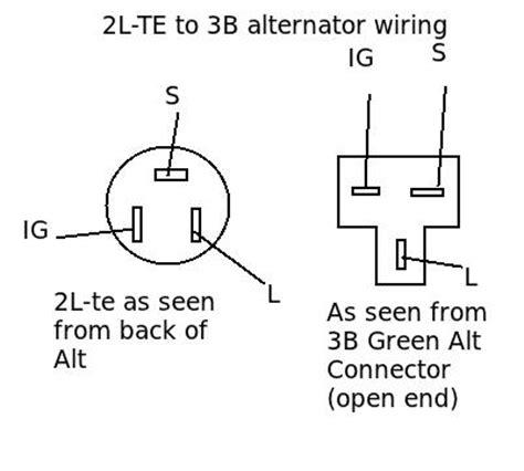alternator wiring harness isuzu trooper 39 wiring