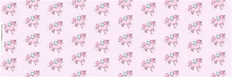 themes ltd tumblr pink cute unicorns twitter header hipster wallpapers