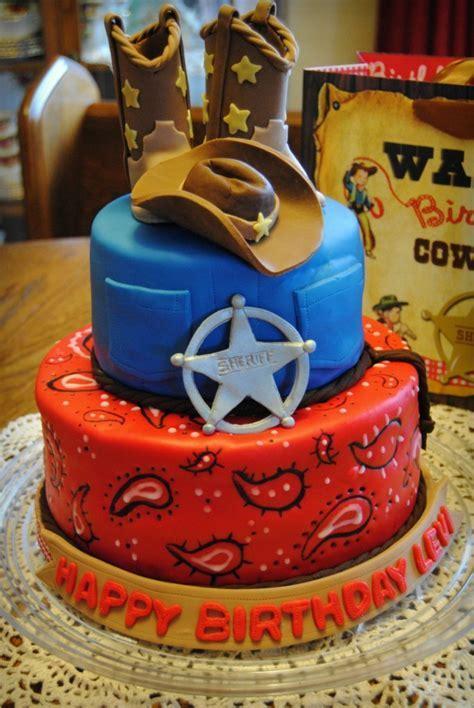 Cowboy Cakes ? Decoration Ideas   Little Birthday Cakes