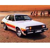 1979 Ford Pinto  Information And Photos MOMENTcar